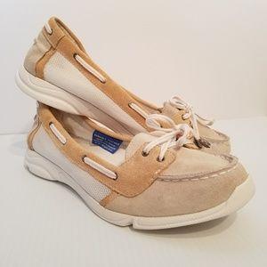 Women's Size 10 Rockport washable boat shoes